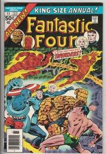 Fantastic Four King-Size Special #11 (Jan-76) NM- High-Grade Fantastic Four, ...