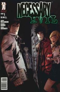 Necessary Evil #1 VF/NM; Desperado | save on shipping - details inside