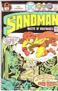 Sandman, the Jack Kirby #4 (Sep-75) VF/NM High-Grade Sandman