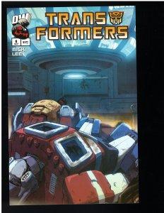 Transformers: Generation One V2  #6 (Dreamweave, 2004)