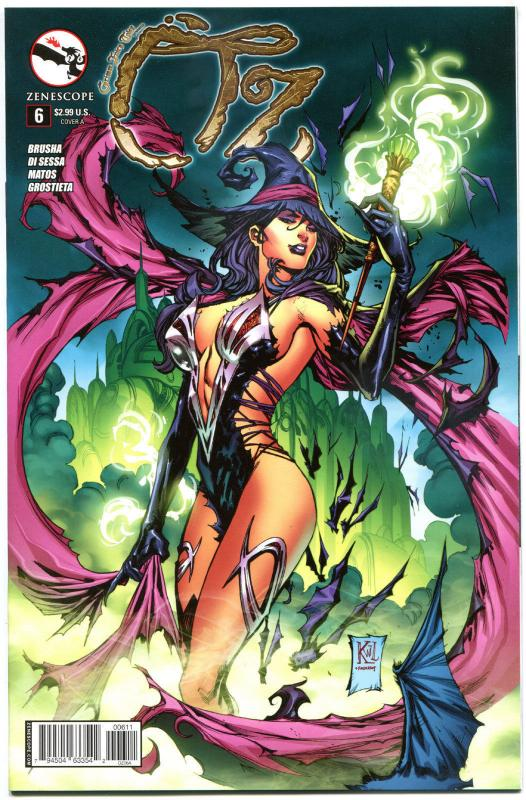 GRIMM FAIRY TALES presents OZ #6 A, NM, Dorothy, 2013, more GFT in our store