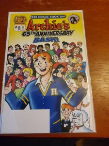 Archie's 65 anniversary bash #1
