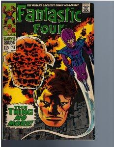 Fantastic Four #78 (1968)