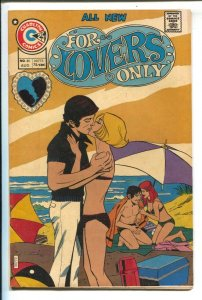 For Lovers Only #80 1975-Charlton-swim suit cover-VF