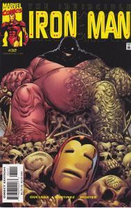 Iron Man Vol 3 #32