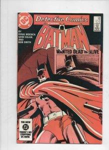 DETECTIVE COMICS #546, FN, Batman, Wanted, 1937 1985, more in store