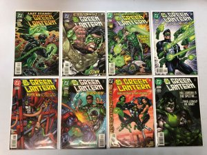 Green Lantern comic lot (2nd series) from # 75-126 14 diff 8.0 VF (1996-2000)