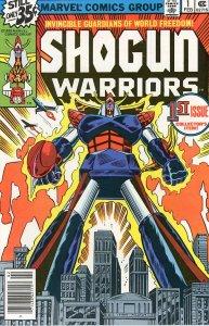 Shogun Warriors Complete Set (1-20)  All VF 1979-80