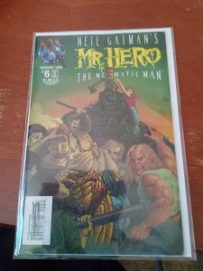 Mr. Hero the Newmatic Man #6 (1995)