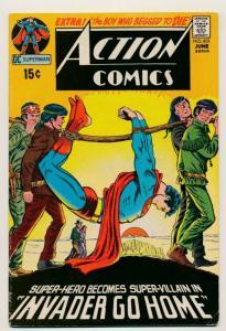 DC Action Comics #401, Superman 1971  ~ FN- (PF688)