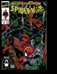 Lot Of 9 Spider-Man Marvel Comics # 8 9 10 11 12 13 14 15 16 Wolverine Venom SM2