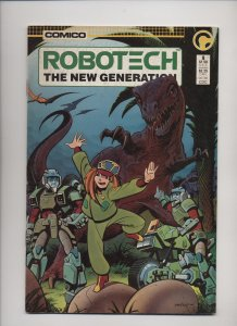 Robotech: The New Generation #9 (1986)