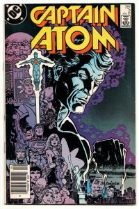 Captain Atom #2 (DC, 1987) VG