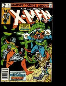Lot of 10 Uncanny X-Men Marvel Comics '80 '81 '82 '83 '84 '85 '86 '87 '88(2) JF3