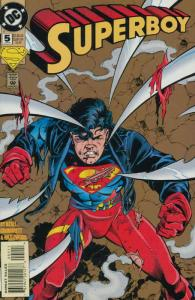 Superboy (3rd Series) #5 VF/NM; DC | save on shipping - details inside