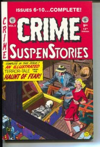 Crime Suspenstories Annual-#2-Issues 6-10-TPB- trade