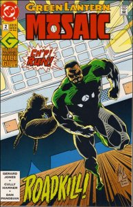 DC GREEN LANTERN: MOSAIC #2 VF/NM