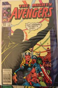 Avengers 242  NM