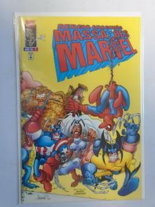 Sergio Aragonés Massacres Marvel #1 8.5/VF+ (1996)