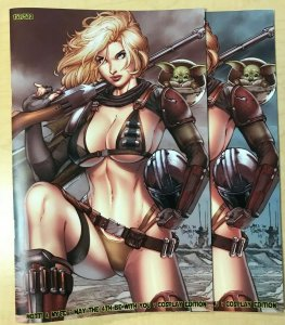 Notti & Nyce 2020 May The 4th Be With You Nice & NSFW Variant Set Mike Debalfo
