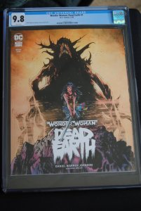 Wonder Woman: Dead Earth, Book One,  9.8 CGC