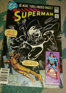 Superman # 354  1980, DC 1st app superman III of 2020  grandson key