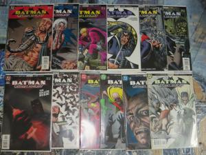 Batman Gotham Knights #2-74 Lot 61Dif (2000-06) Kickstart a Library! Batgirl +++