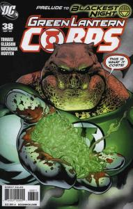 Green Lantern Corps (2nd Series) #38 VF/NM; DC | save on shipping - details insi