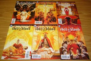 Ides of Blood #1-6 VF/NM complete series ROMAN VS VAMPIRES julius caesar