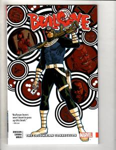 Bullseye The Colombian Connection Marvel Comics Graphic Novel Comic Book J311