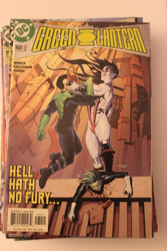 Green Lantern 160 NM