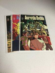 Assassin Nation 1 2 3 Nm Near Mint Image Comics