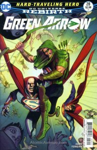 Green Arrow (6th Series) #28 FN; DC | save on shipping - details inside