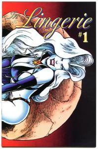 LADY DEATH LINGERIE #1, NM, Jim Balent, Joseph Linsner, 1995, more LD in store