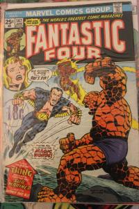 Fantastic Four 147 VG/FN