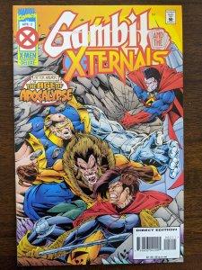 Gambit & The X-Ternals #2 (1995)