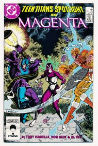 Teen Titans Spotlight (1986) #17 VF