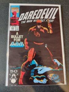 DAREDEVIL #293 THE PUNISHER
