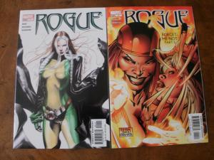 Rogue #1 #11 (Marvel) 2004 2005 X-men Forget-Me-Not