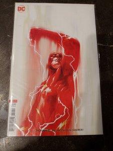 Flash #52 Gabriele Dell'Otto Variant Comic DC 2018 Trickster Williamson Duce HTF