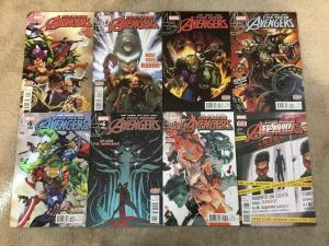 Marvel New Avengers 1 - 8 *2015*
