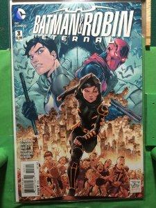 Batman & Robin Eternal #3 The New 52