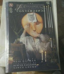 SANDMAN #  38 1992 DC COMICS NEIL GAIMAN   convergence pt 1