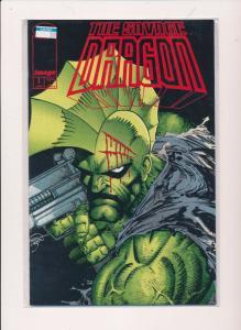THE SAVAGE DRAGON #1, Erik Larsen Image Comics ~ NM HX298)