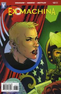 Ex Machina #48 VF/NM; WildStorm | save on shipping - details inside