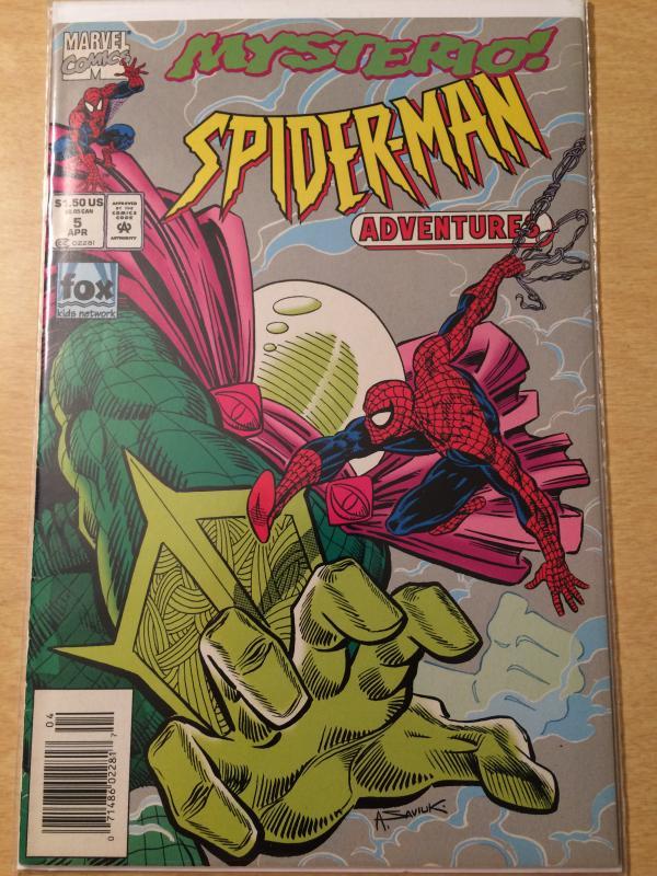 Spider-Man Adventures #5
