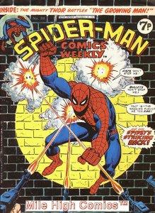 SPIDER-MAN WEEKLY  (#229-230) (UK MAG) (1973 Series) #88 Very Fine