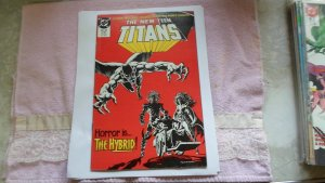 1986 DC COMICS THE NEW TEEN TITANS # 24