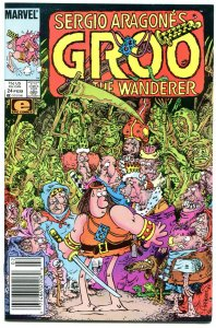 GROO the WANDERER #24, NM, Swords,dip, Sergio Aragones, more in store