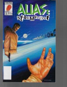 Alias #2 (Now Comics, 1990) NM